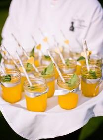 orange drinks!