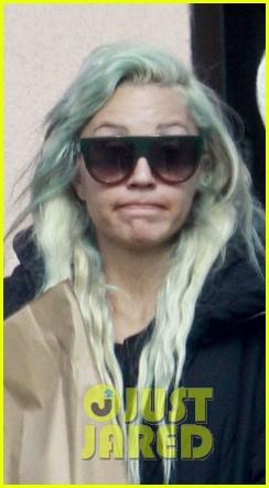 Amanda Bynes cabelo cagado