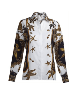 Camisa Fundo Do Mar 2 Versace para Riachuelo - 229,90