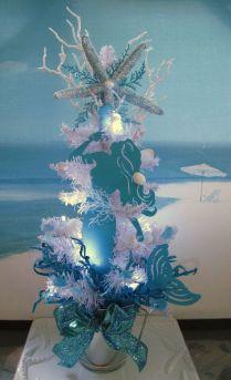 Under The Sea Beach Christmas Treejpg