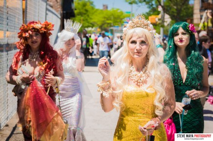Mermaid Parade 2016