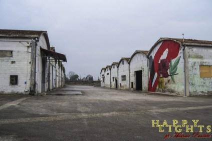 PG70 Ex Prisoner of war camp