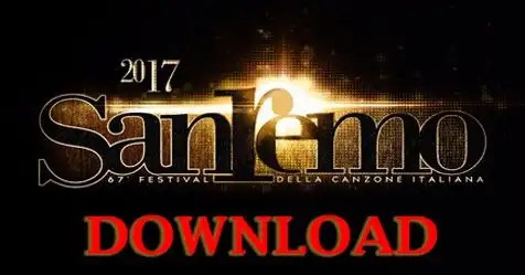 Sanremo 2017 playlist