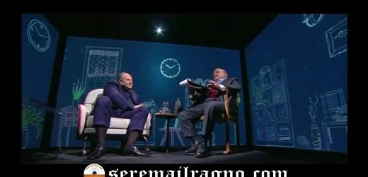 Maurizio Costanzo parla della Lega del Filo d'Oro