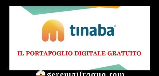 Tinaba: il portafoglio digitale gratuito