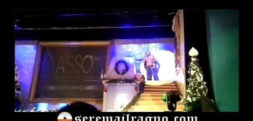 Il debutto di Romolo Prinz all'Asso Show di Monte Urano