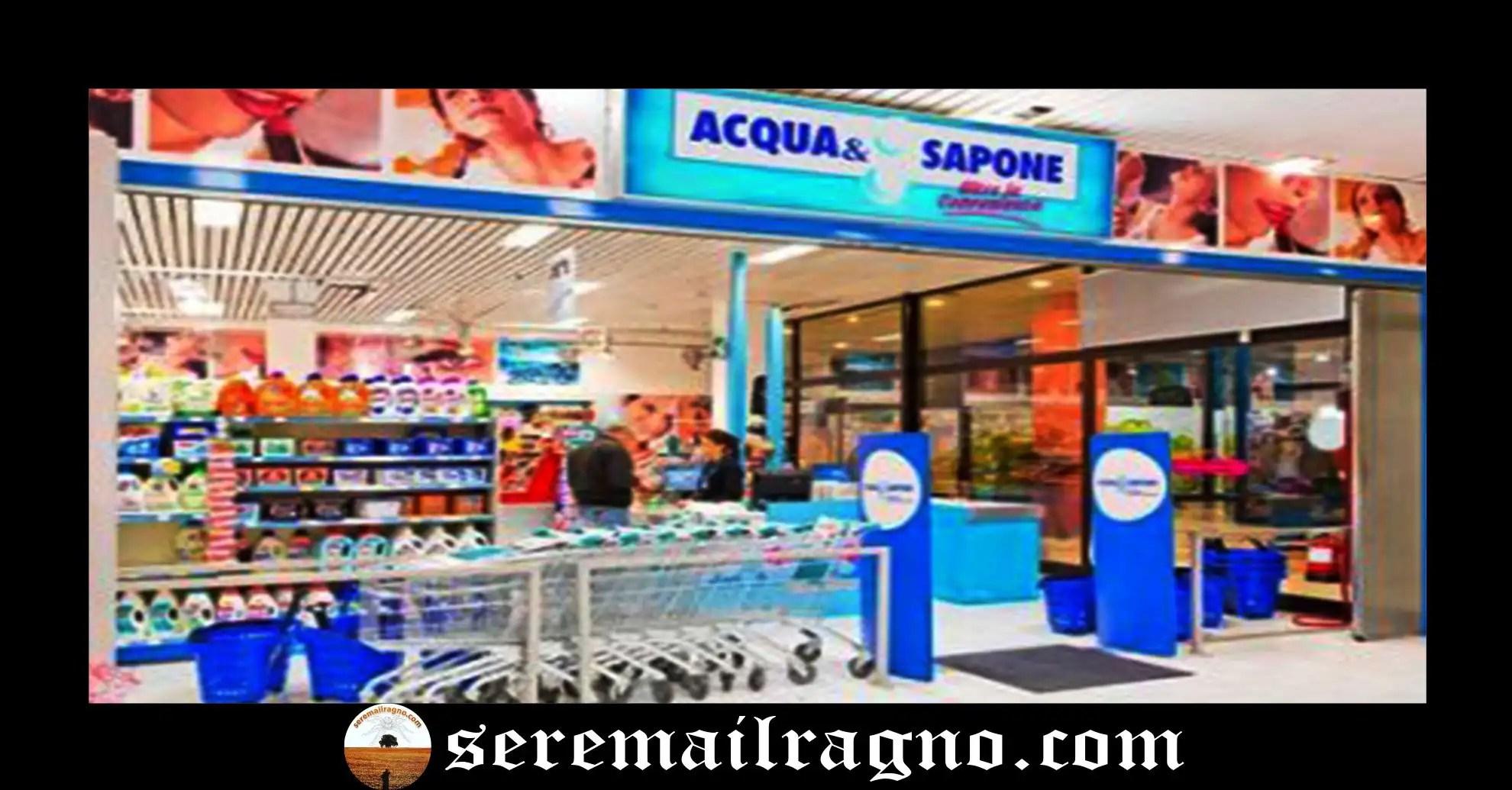 Lezioni di marketing da Acqua&Sapone