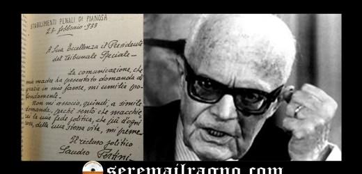 Lettera alla madre: Sandro Pertini