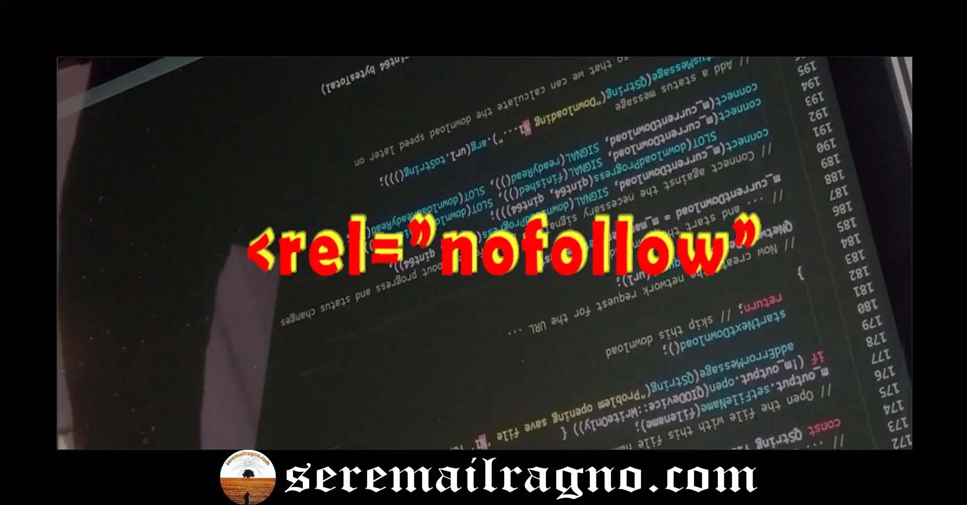 Ottimizzazione SEO: link,anchor text e nofollow