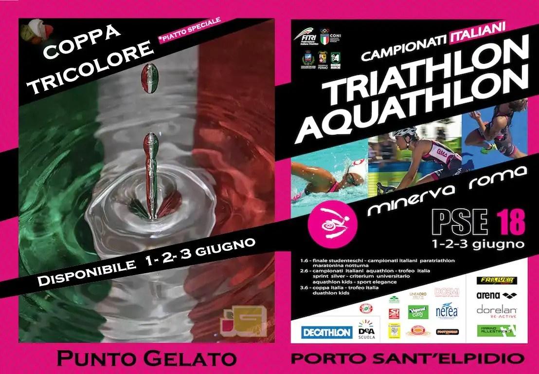Porto Sant'Elpidio: Campionati italiani di Triathlon, Paratriathlon, Aquathlon