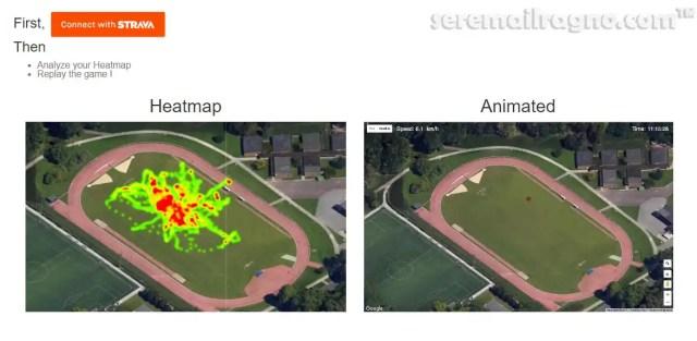 Heatmap di esempio