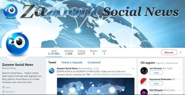 Zazoom Social News