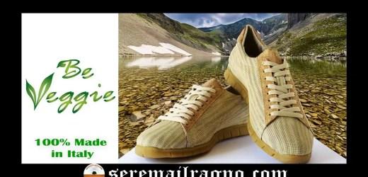 Be Veggie: la calzatura ecosostenibile realizzata in legno e 100% made in Italy