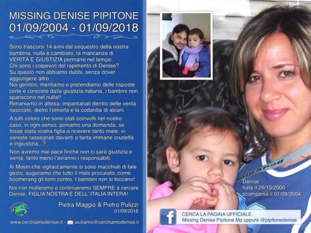 Verità su Denise Pipitone
