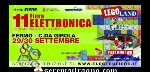 11° Fiera dell'elettronica a Fermo 29-30 Settembre 2018