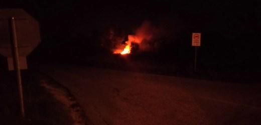 Sant'Elpidio a Mare: incendio nella notte