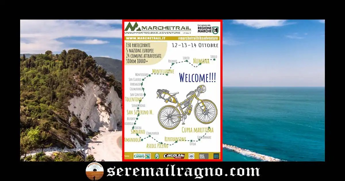Marche Trail: il primo evento bikepacking unsupported nella Regione Marche