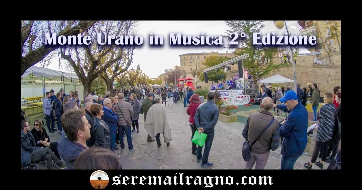 Monte Urano in Musica 2° Edizione – Foto
