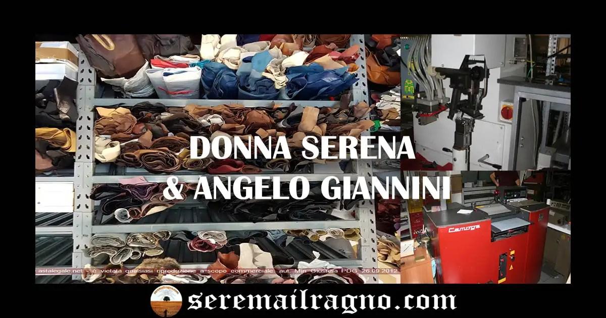 Il complesso aziendale Donna Serena all'asta per 150.450 €