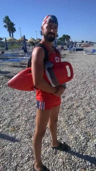 Michele Paoletti Assistente Bagnanti in mare, laghi, piscine