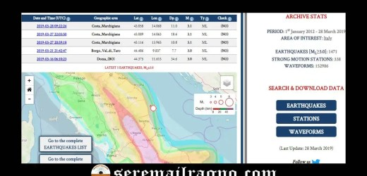 Sisma ML 3.6 ore 10:55 IT Costa Marchigiana Picena