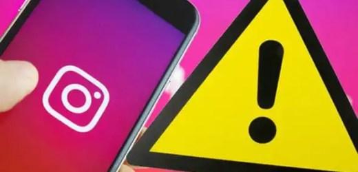 InstagramDown – Il social é fuori uso