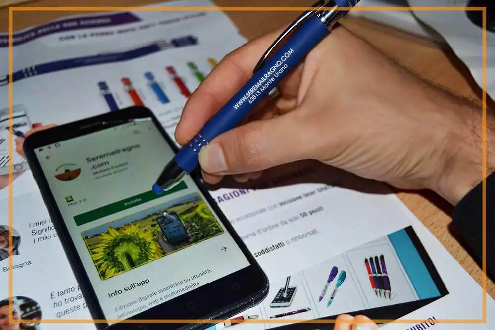Maya Soft Touch Stylus – National Pen Italia