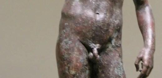 Atleta di Lisippo – Pedaso rivendica la statua trovata nelle sue acque territoriali