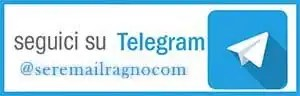 Seremailragno.com Canale Telegram