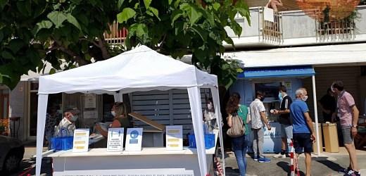 Monte Urano: Inaugurazione distributore di acqua plastic free