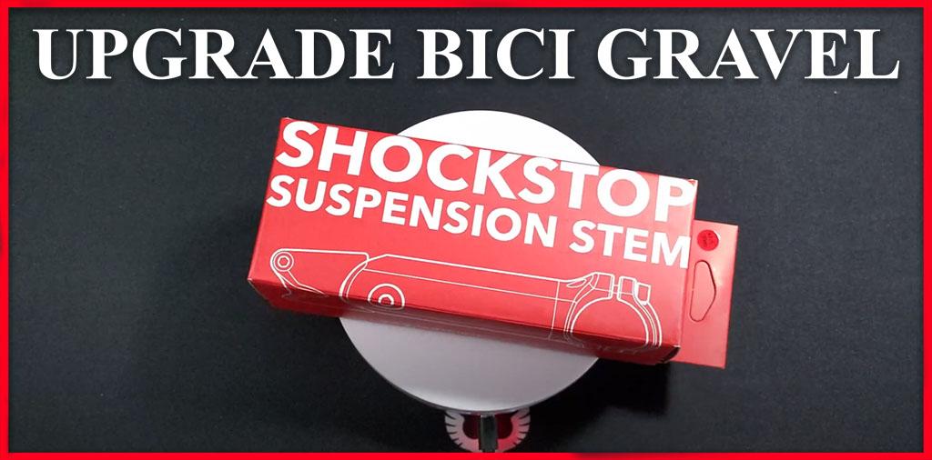 Recensione attacco manubrio ammortizzato – RedShift ShockStop Suspension Stem