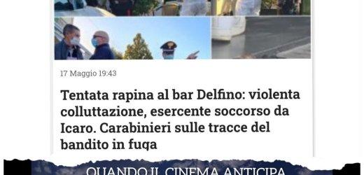 Monte Urano: tentata rapina al bar Delfino