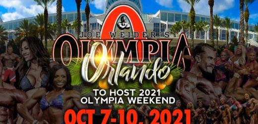 Riccardo Croci – Road to Mister Olympia 2021