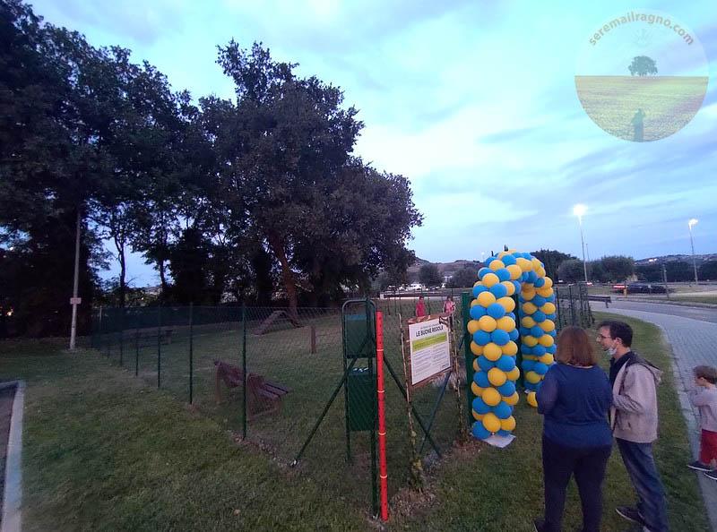 Inaugurato il Parco Bau accanto al Centro Commerciale Oasi Girasole