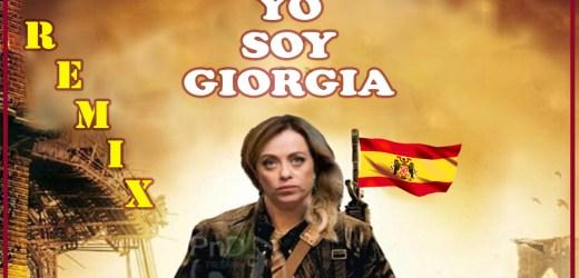 Yo Soy Giorgia Remix – Il nuovo tormentone spagnolo