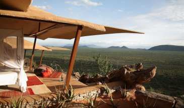 Luxury Kenya Safari accommodation