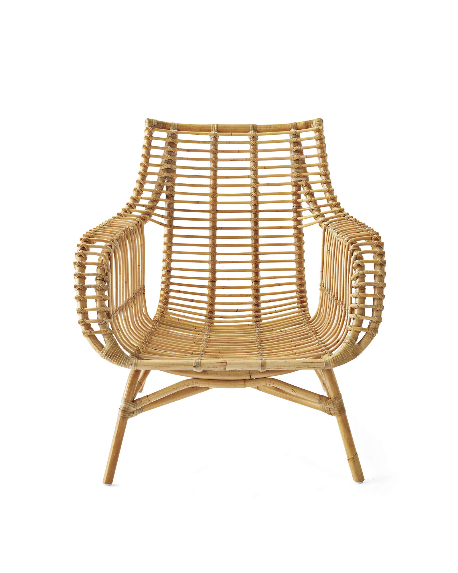 Woven Chair Venice Rattan Chair Serena And Lily