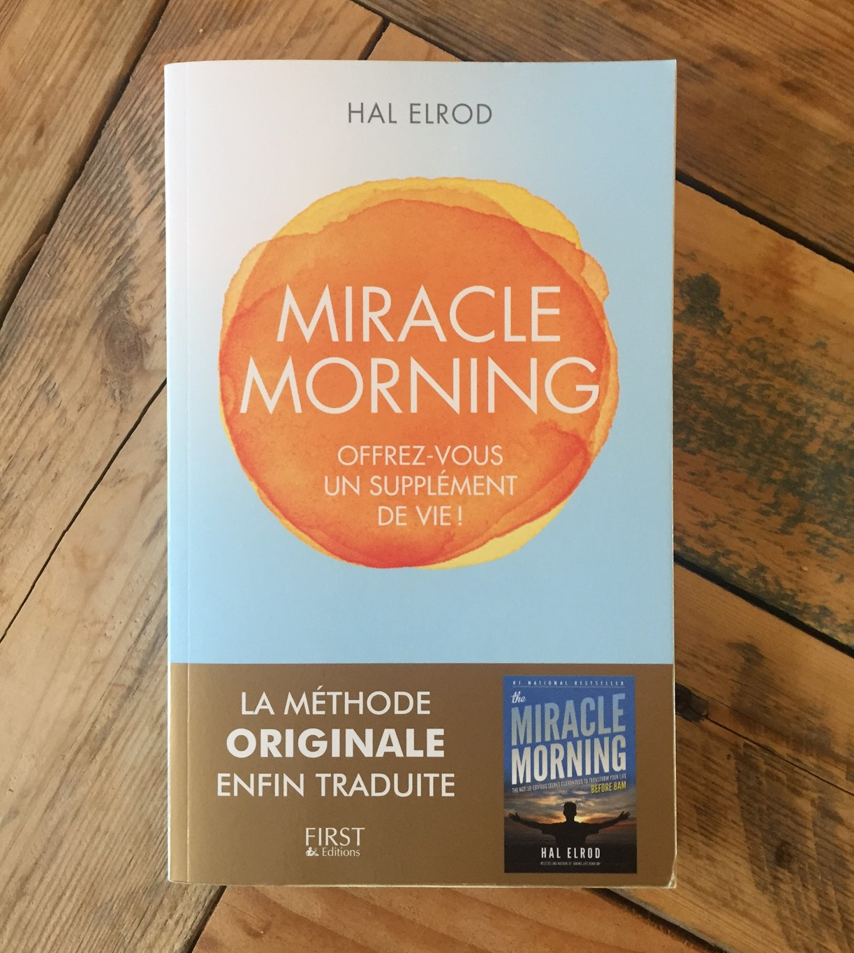 [ Livre ] Miracle Morning