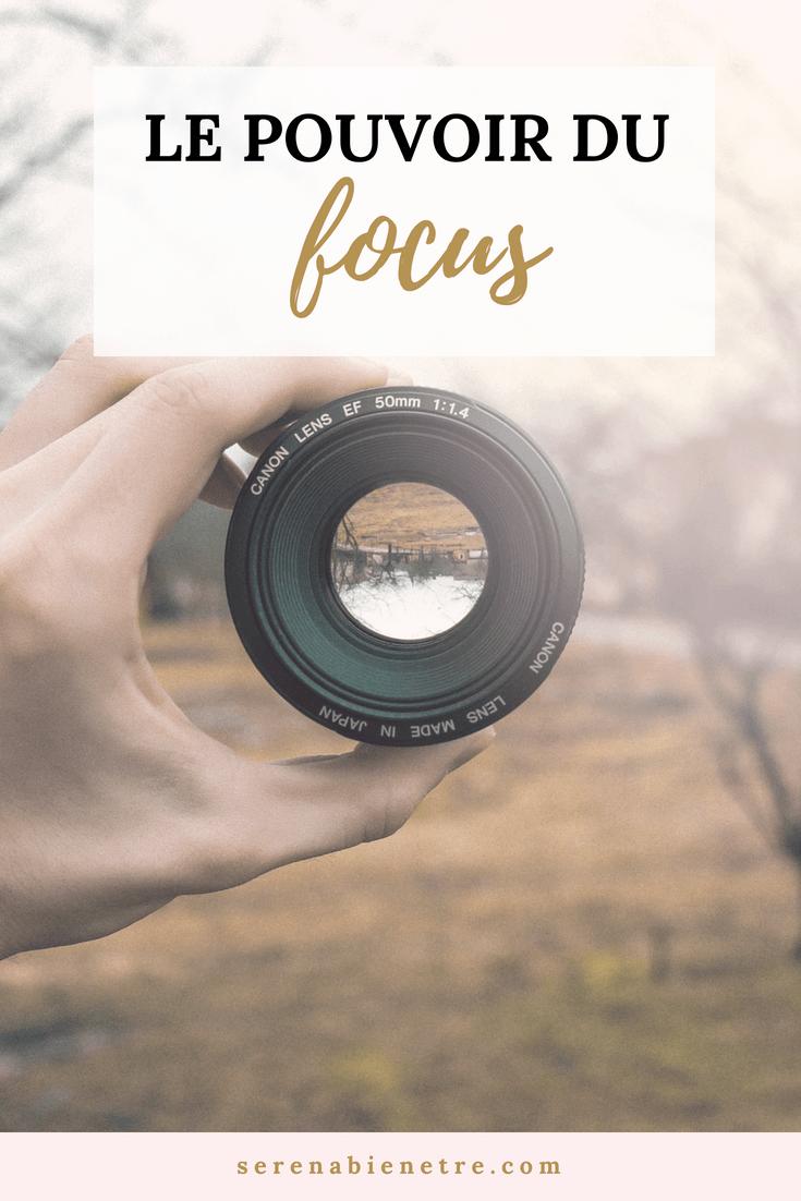 pouvoir du focus