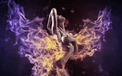 Le féminin sacré : le pouvoir au féminin