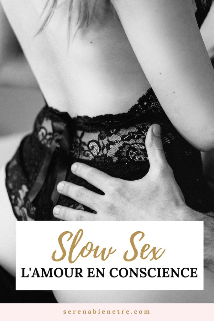 Le slow sex : Faire l'amour en pleine conscience