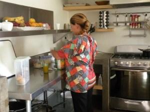 Cocina de Serena Care Rosarito
