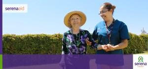 Serena Aid: Asistencia y acompañamiento médico para residentes y tarjetahabientes