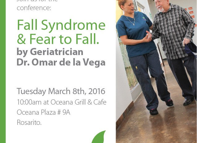 Fall Syndrome & Fear To Fall Conference