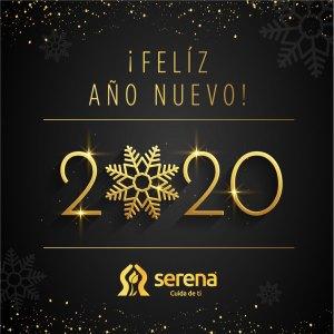 Feliz Año Nuevo Serena Care