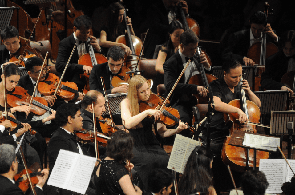 Symphony Orchestra of India © NCPA Mumbai