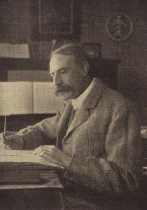 Edward Elgar | Source: Wikimedia Commons