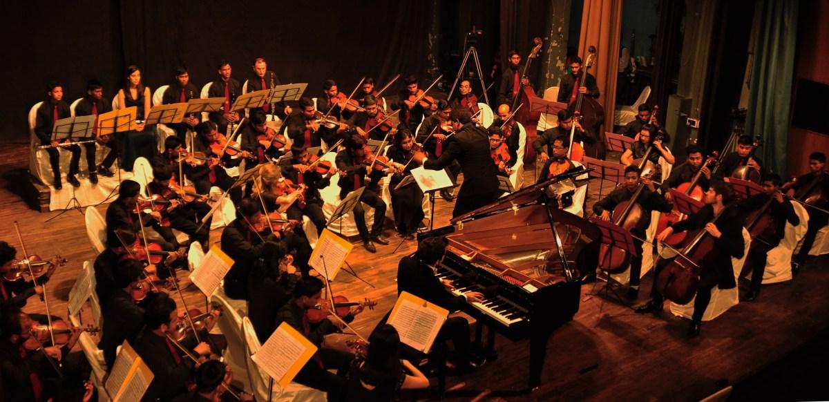 Kolkata Youth Orchestra © MikoTanaka