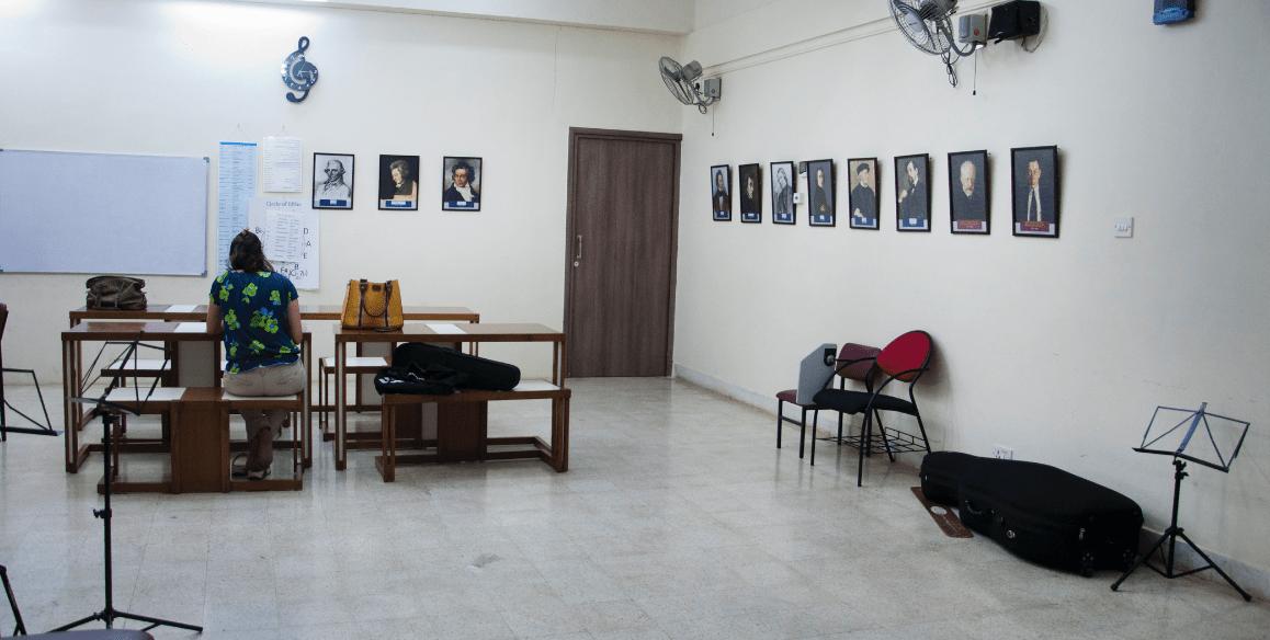 NCPA Special Music School © NCPA Mumbai