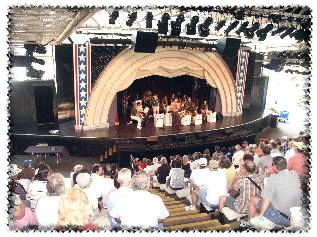 The Next Generation Swing Band at Hershey Park, 2003